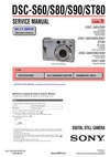 SPECIFICATIONS Camera [Power, general] Cyber-shot Station CSS-SA