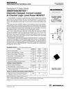Order this document SEMICONDUCTOR TECHNICAL DATA by MLD2N06CL/D  SMARTDISCRETES  Internally Clamped, Current Limited N–Channel Logic Level Power MOSFET